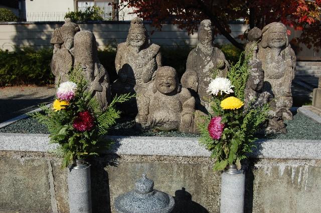 七福神について調べてみたよ。正月だし。