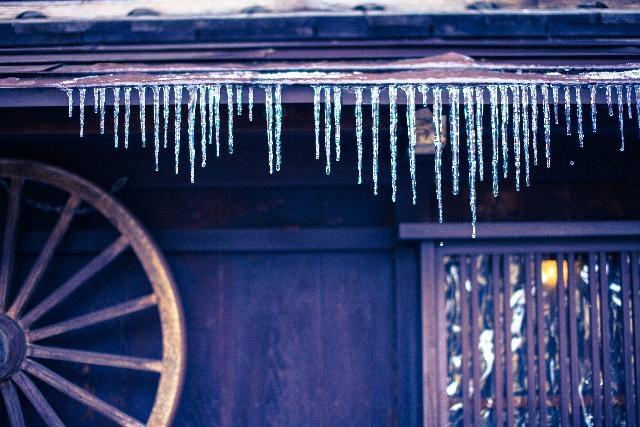 小寒の日をもって寒の入り。寒さが厳しくなりますが今の時期しかできないこともあります。
