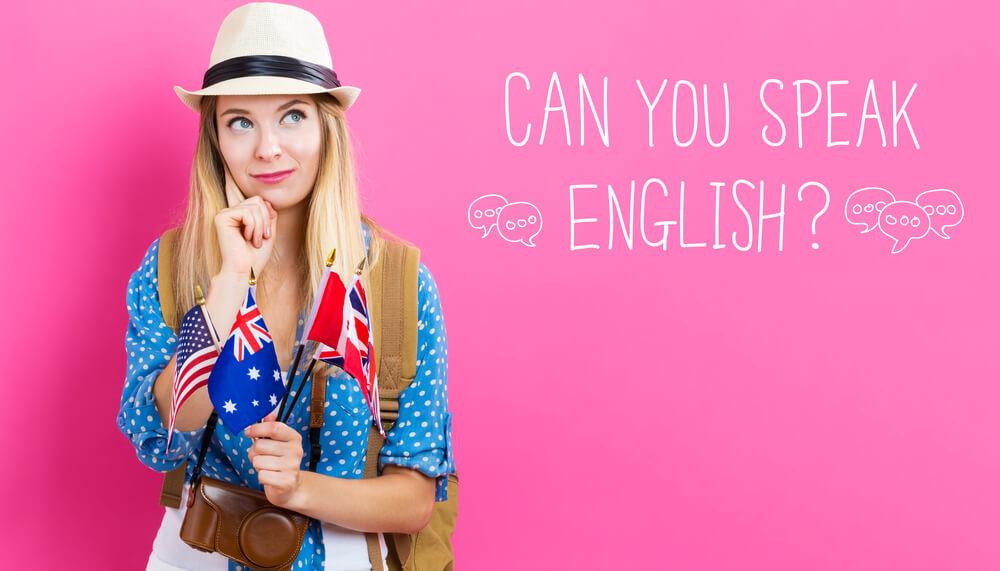 英語が話せない