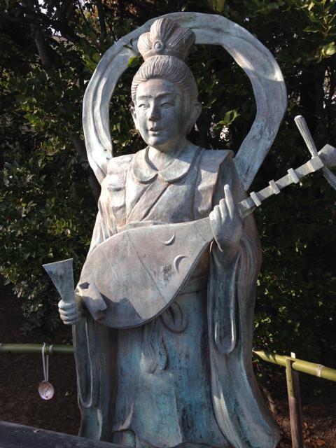 和田神社弁財天