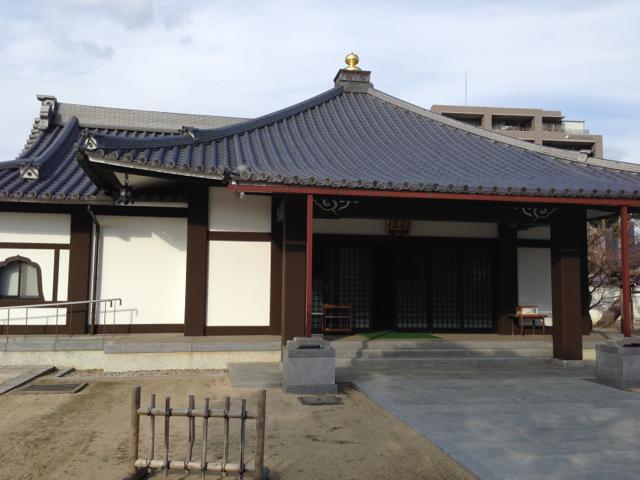 真光寺観音堂