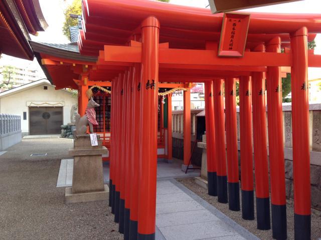 蛭子神社のお稲荷さん