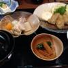 神戸六甲道のフォレスタ六甲内のやんちゃ酒でカキフライ定食