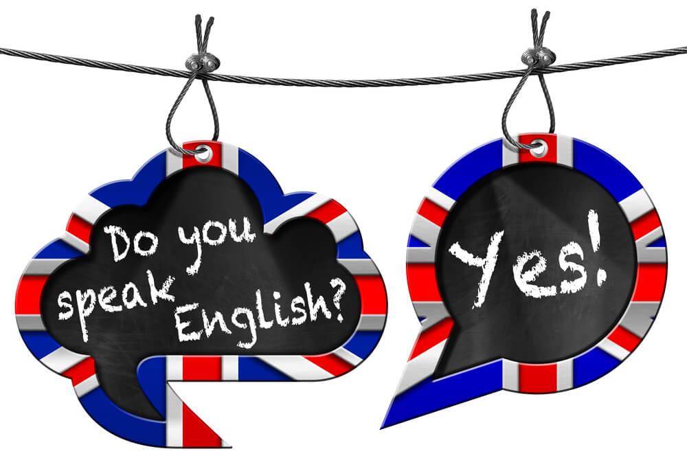 英語話せる